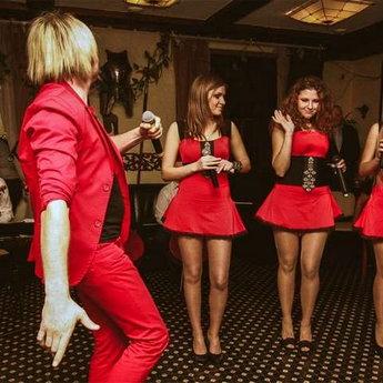 Корпоратив у Карпатах - запальні танці і музика