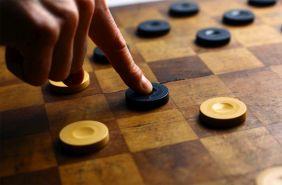 шашки настільні ігри відпочинок