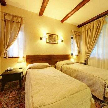 Двомісний стандарт з окремими ліжками №205