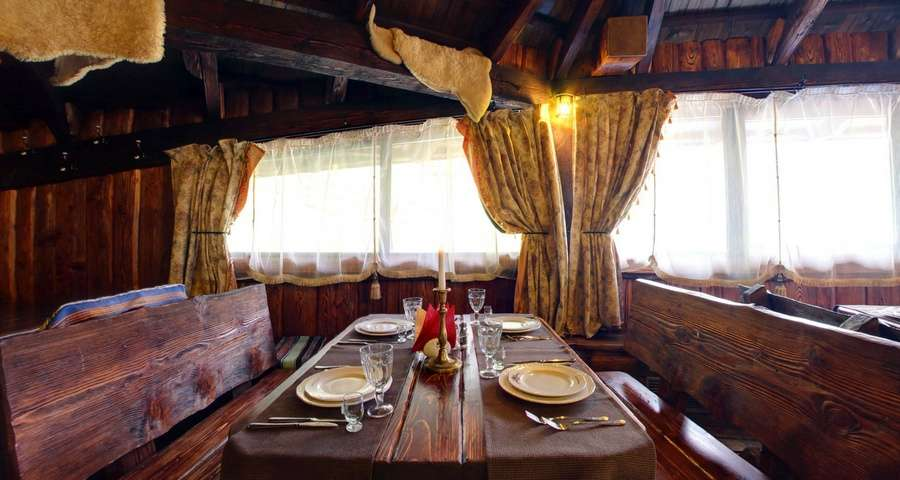 Гриль-бар Пасіка в Карпатах