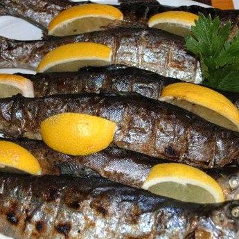 Копчена рибка в рестораны Трапезна, Карпати