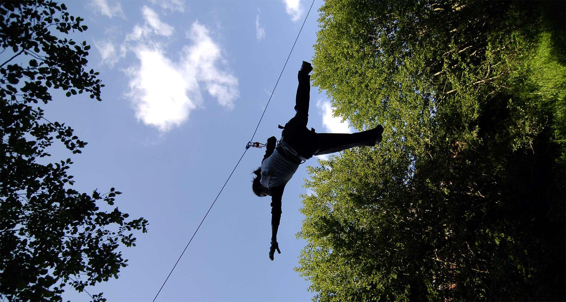 Мотузковий парк park 14