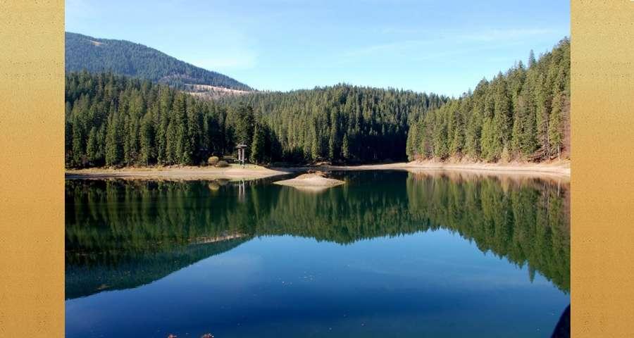 Озеро Синевир, Карпати