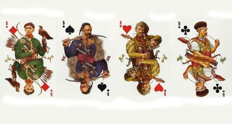 Гральні карти - настільні ігри в готелі Вежа Ведмежа