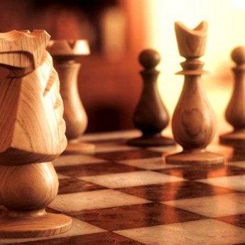 Шахмати - настільні ігри в готелі Вежа Ведмежа