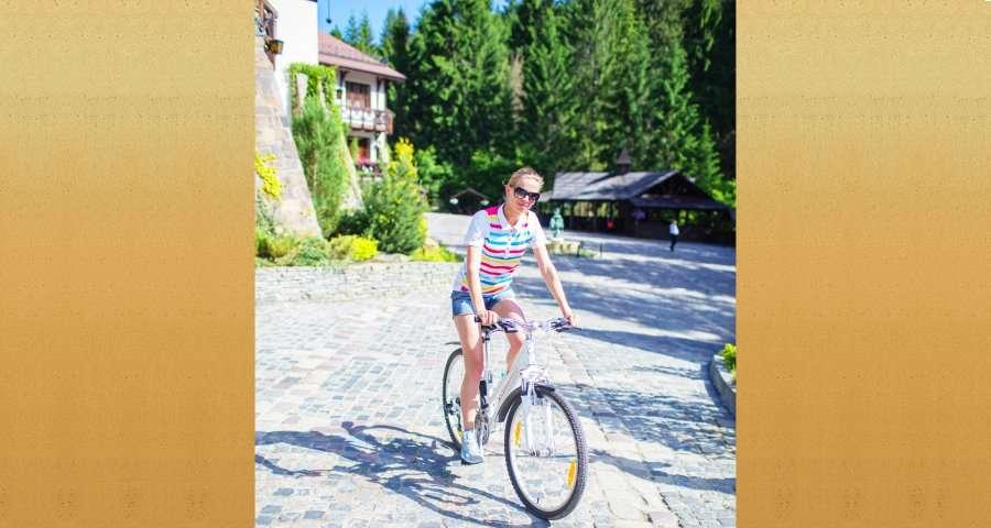 Літні велопрогулянки 2014
