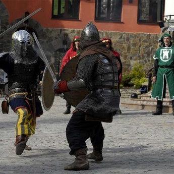 Лицарський поєдинок