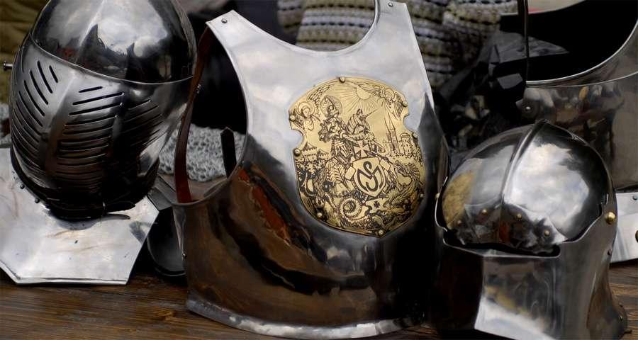 Середньовічні лати