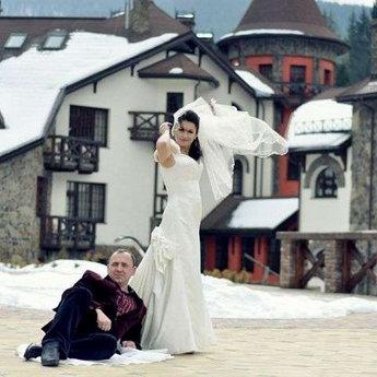 Організація весілля в горах, готель Вежа Ведмежа