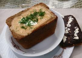 Капусняк в хлібі
