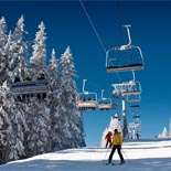 Ski holidays in the Carpathians, Slavs'ke - Volosyanka