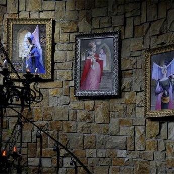 Картини - середньовічні казкові Дами