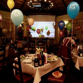 Corporate Rest of the Carpathians - Banquets and treats