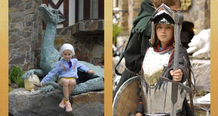 Fabulous holiday for children in the Carpathians