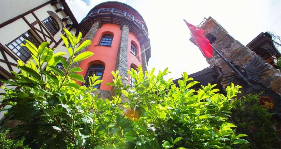 Літо 2017 у Вежі Ведмежій, Карпати