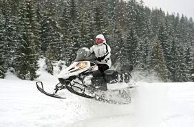 подорожі на снігоходах в карпатах