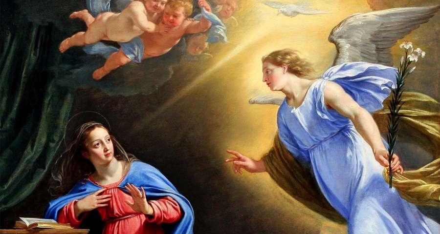 Благовіщення Богородиці
