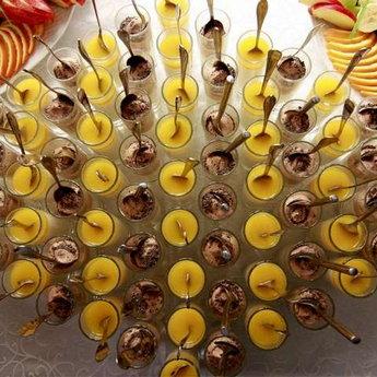 Новорічні десерти