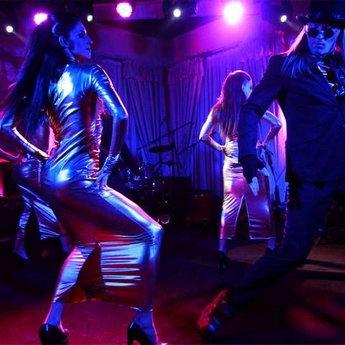 Корпоратив на Новий рік - запальні яскраві танцювальні шоу