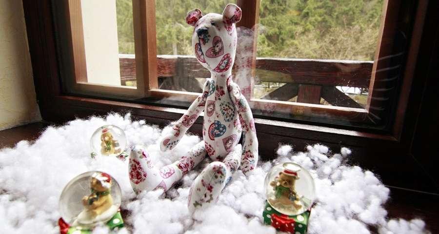 Новий рік за вікном
