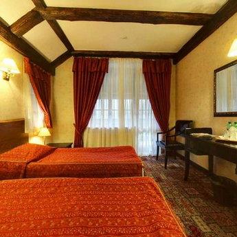 Hotel room, Vezha Vedmezha
