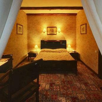 Люкс двокімнатний №301, спальня