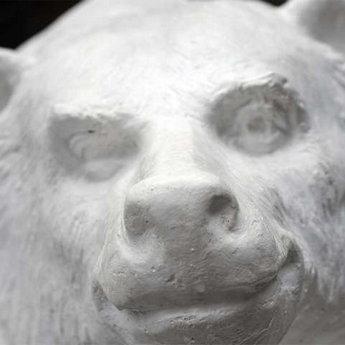 Ведмідь при вході у БАРлогу