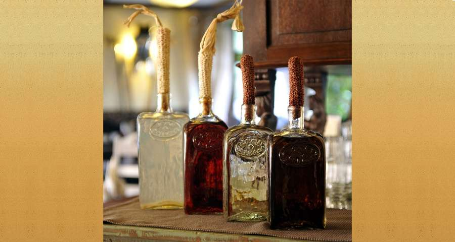 Liqueurs own production, Trapezna, Vezha Vedmezha