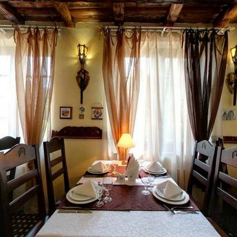 Карпати, ресторан Трапезна