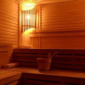 Russian bathhouse in The Vezha Vedmezha