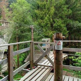 Rope Park of Hotel Vedmezha Vedmezha