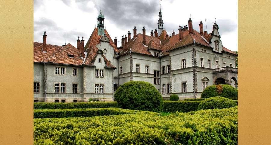 Castle in Mukachevo