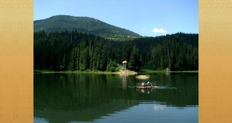 Carpathians Lake Synevyr