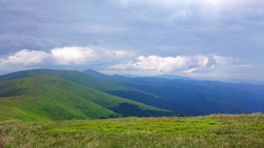 закарпаття похід в гори