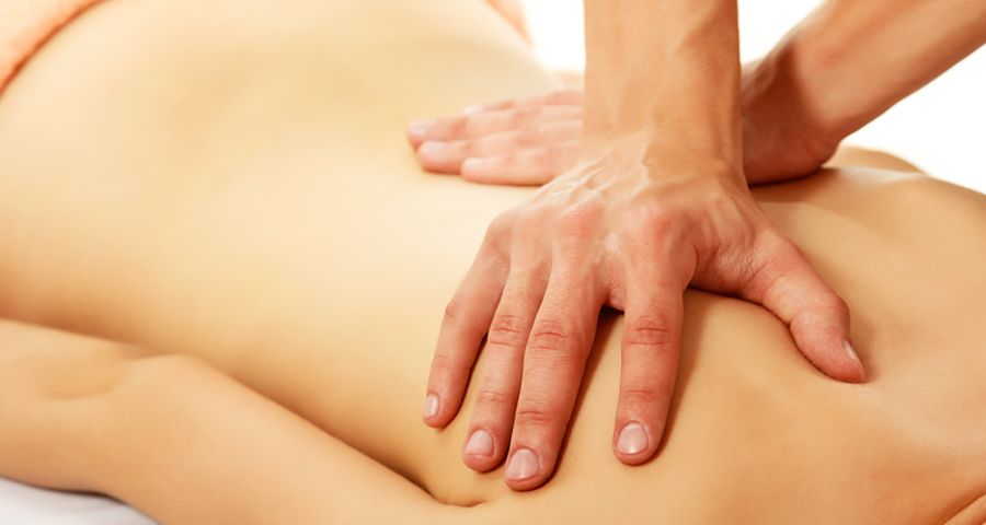 SPA-holidays in the Carpathians: relaxation massage