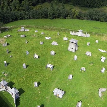 The most modern paintball field in the Carpathian Ukraine