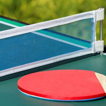Ping Pong in the Carpathians