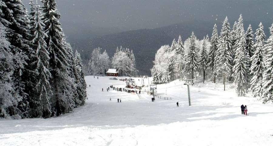 Гірськолижний комплекс в Карпатах Славське - Волосянка