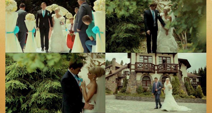 Exquisite Carpathian wedding
