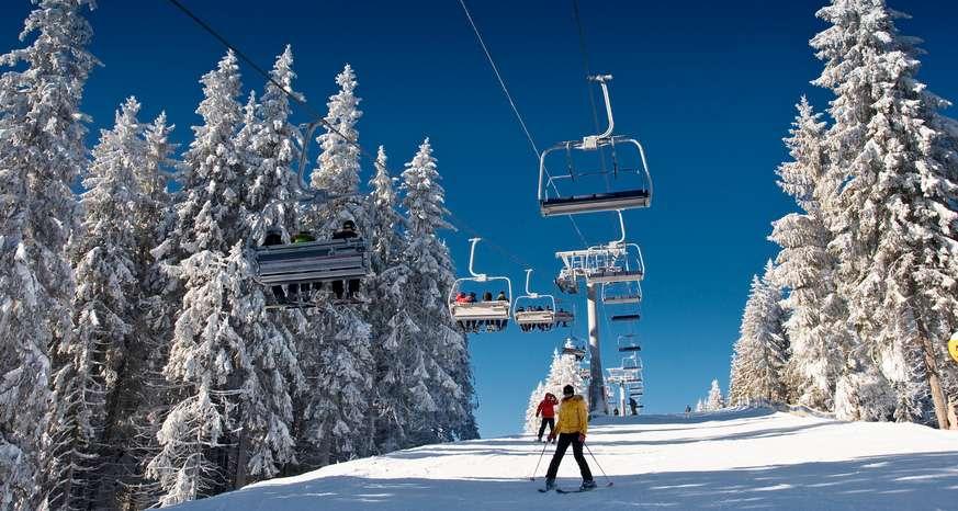 Ski holidays in the Carpathians, Slavs'ke - Volosyanka